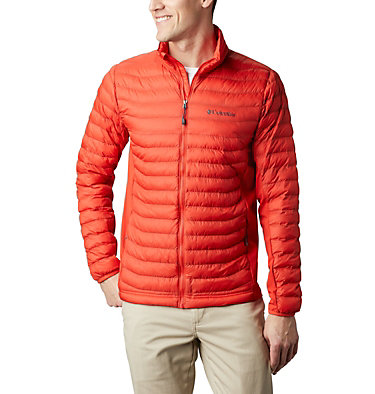 Chaqueta Powder Pass™ para hombre Powder Pass™ Jacket | 010 | L, Wildfire, front