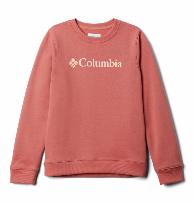 Columbia Park™ French Terry Crew Pullover Junior Columbia Park™ French Terry Crew Pullover Junior, front