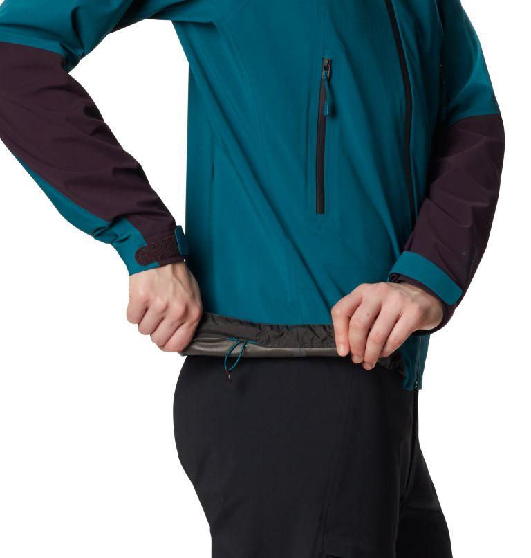 Exposure/2™ GTX Paclite Stretch Jkt | 468 | XL Women's Exposure/2™ Gore-Tex Paclite® Stretch Jacket, Dive, a3