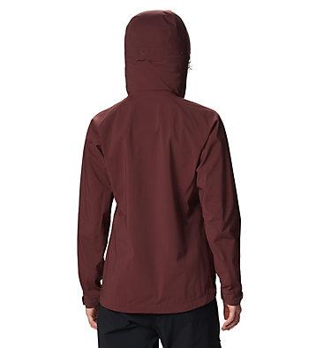 Women's Exposure/2™ Gore-Tex® Paclite® Stretch Jacket Exposure/2™ GTX Paclite Stretch Jkt | 468 | L, Washed Raisin, back