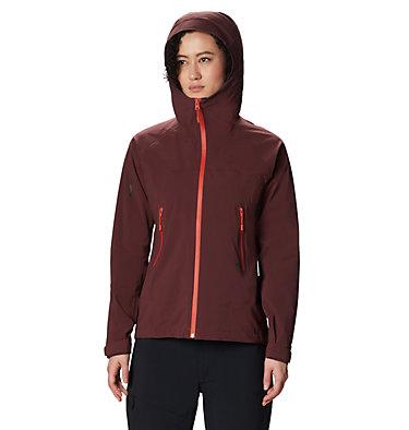 Women's Exposure/2™ Gore-Tex® Paclite® Stretch Jacket Exposure/2™ GTX Paclite Stretch Jkt | 468 | L, Washed Raisin, front