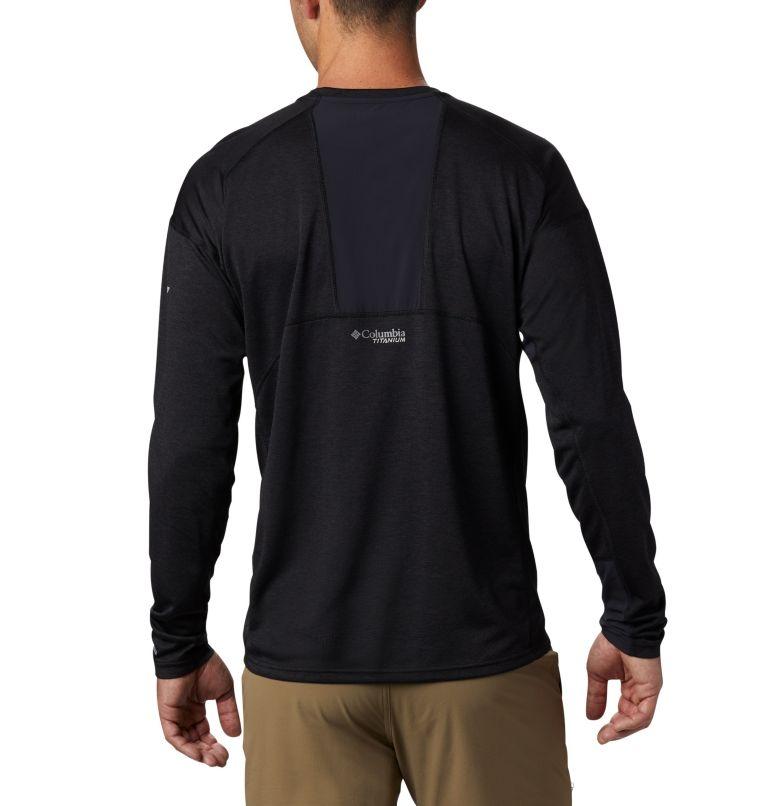 Men's Irico™ Knit Long Sleeve Crew Neck Shirt Men's Irico™ Knit Long Sleeve Crew Neck Shirt, back