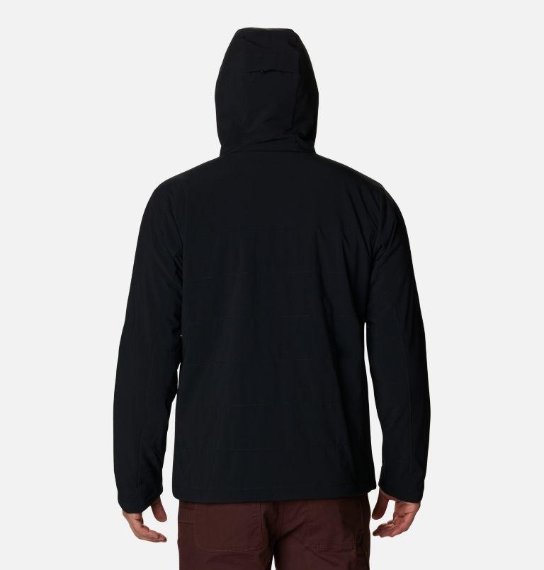 Men's Cleveland Crest Hooded Jacket Men's Cleveland Crest Hooded Jacket, back
