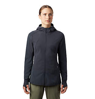 Women's Keele Hybrid Full Zip Hoody