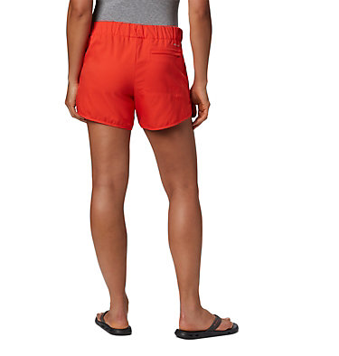Short Chill River™ pour femme Chill River™ Short | 466 | M, Bright Poppy, back