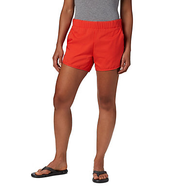 Short Chill River™ pour femme Chill River™ Short | 466 | M, Bright Poppy, front