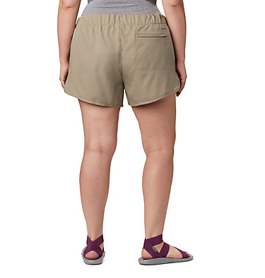 Women's Chill River™ Shorts - Plus Size Chill River™ Short | 221 | 1X, Tusk, back