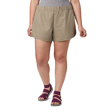 Women's Chill River™ Shorts - Plus Size Chill River™ Short | 221 | 1X, Tusk, front