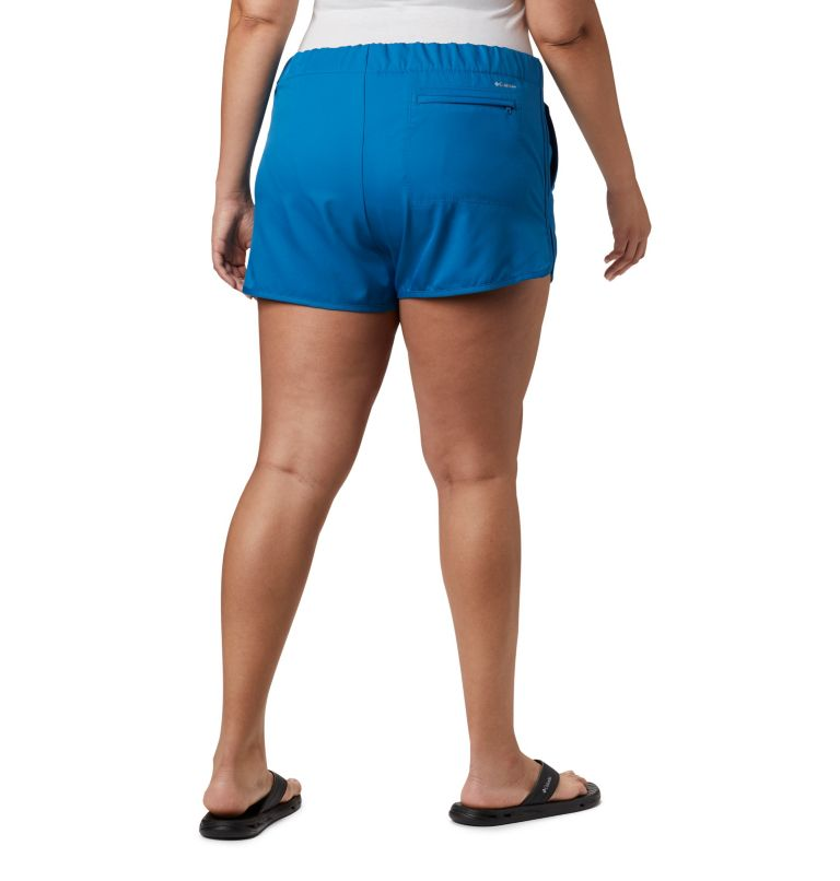 Women's Chill River™ Shorts - Plus Size Women's Chill River™ Shorts - Plus Size, back