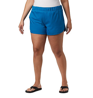 Women's Chill River™ Shorts - Plus Size Chill River™ Short | 221 | 1X, Dark Pool, front