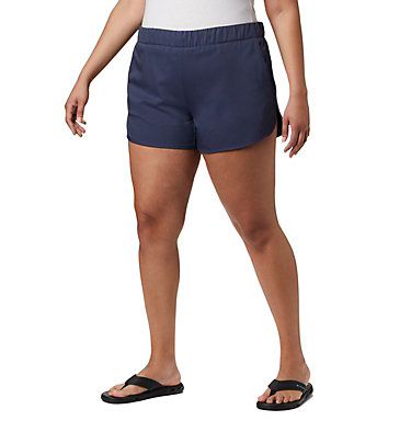 Women's Chill River™ Shorts - Plus Size Chill River™ Short | 221 | 1X, Nocturnal, front