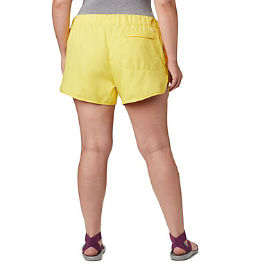 Women's Chill River™ Shorts - Plus Size Chill River™ Short | 221 | 1X, Buttercup, back