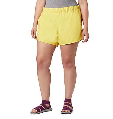 Women's Chill River™ Shorts - Plus Size Chill River™ Short | 221 | 1X, Buttercup, front
