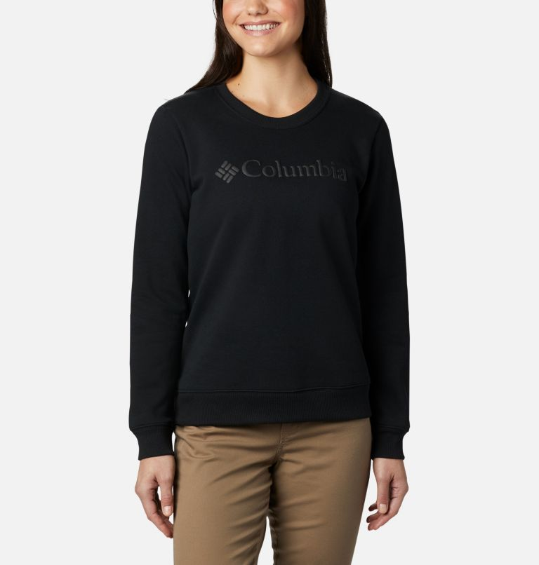 Women's Columbia™ Logo Crew Top Women's Columbia™ Logo Crew Top, front