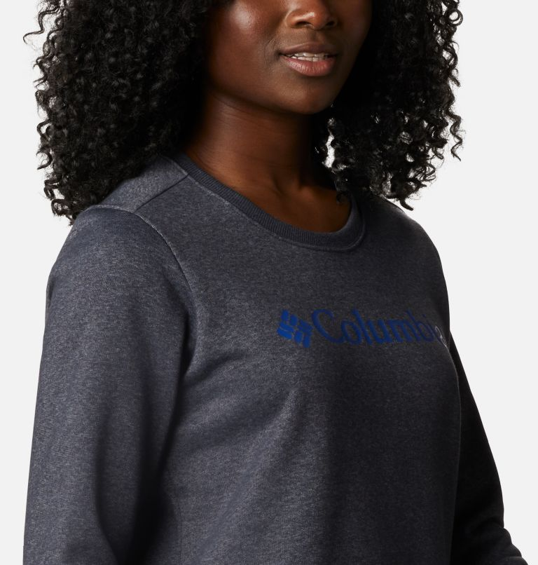Women's Columbia™ Logo Crew Top Women's Columbia™ Logo Crew Top, a3