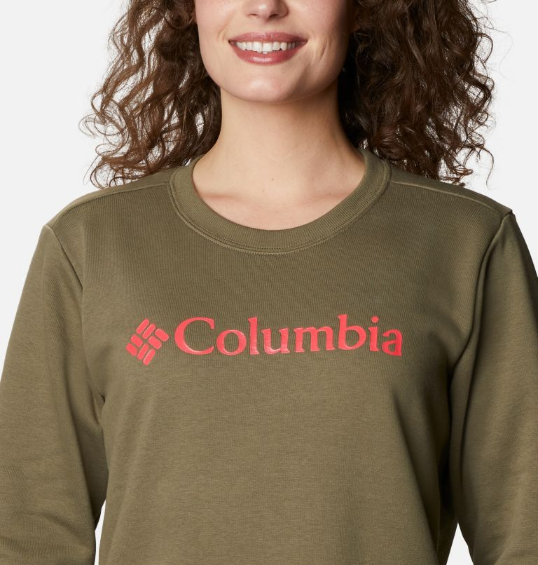 Columbia™ Logo Crew Topda donna Columbia™ Logo Crew Topda donna, a2