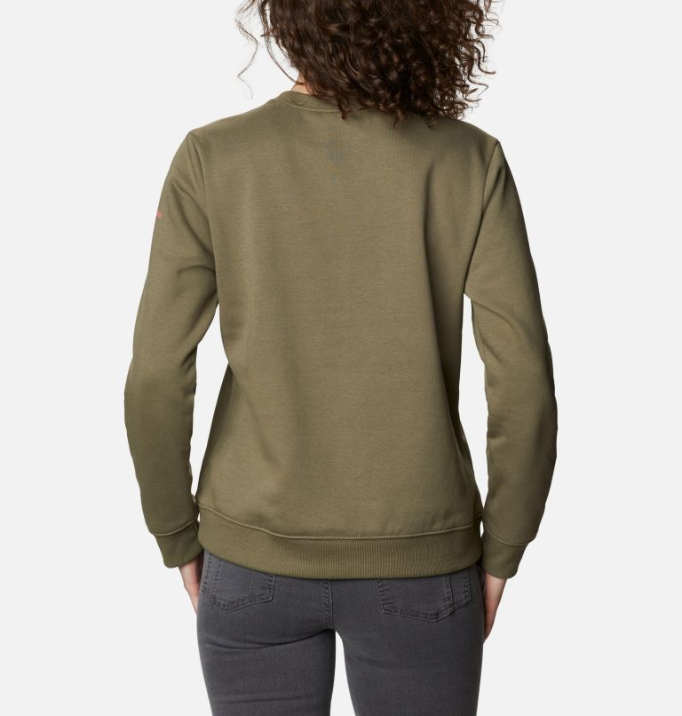 Women's Columbia™ Sweatshirt Women's Columbia™ Sweatshirt, back