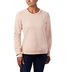 Women's Columbia™ Logo Crew Top