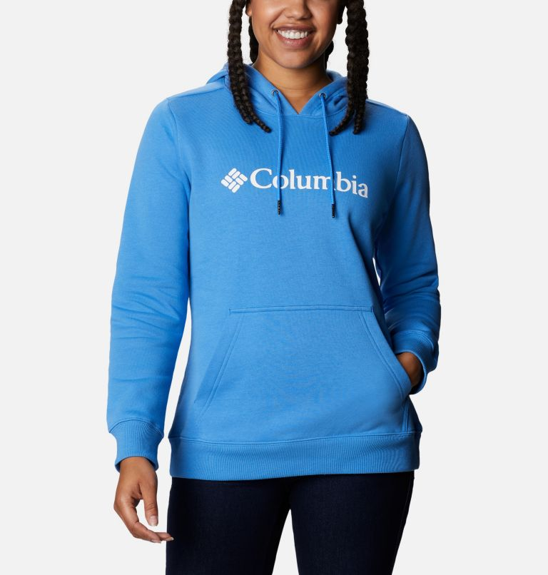 Women's Columbia™ Logo Hoodie Women's Columbia™ Logo Hoodie, front