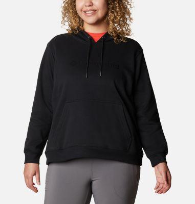 Women's Columbia™ Logo Hoodie - Plus Size   Columbia Sportswear