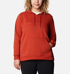 Women's Columbia™ Logo Hoodie - Plus Size
