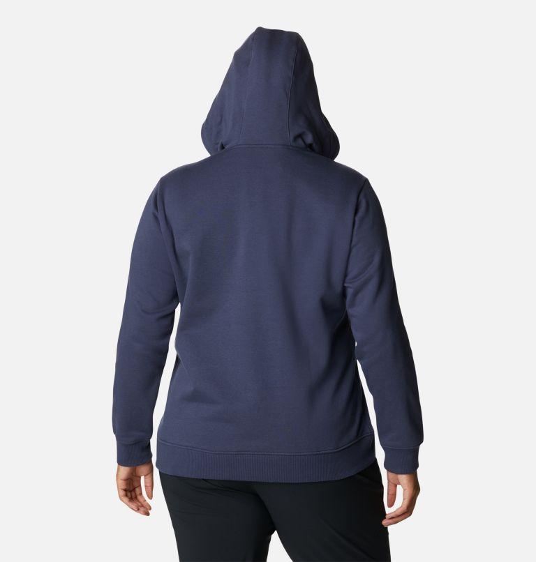 Women's Columbia™ Logo Hoodie - Plus Size Women's Columbia™ Logo Hoodie - Plus Size, back
