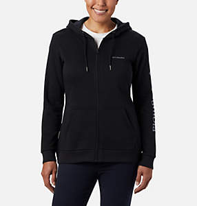 Women's Columbia™ Logo Full Zip Hoodie