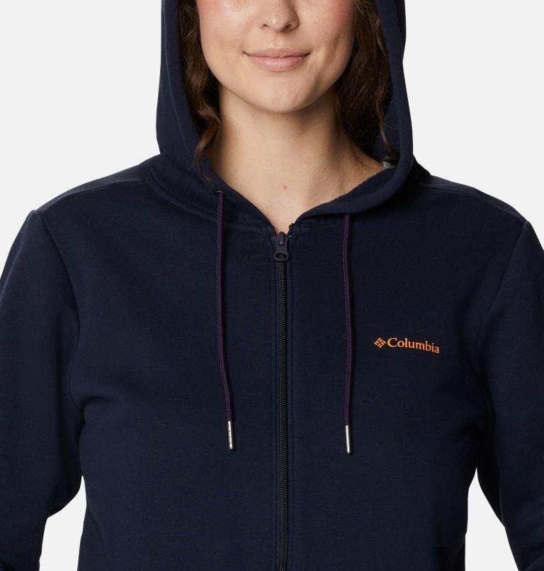Women's Columbia™ Logo Full Zip Hoodie Women's Columbia™ Logo Full Zip Hoodie, a2