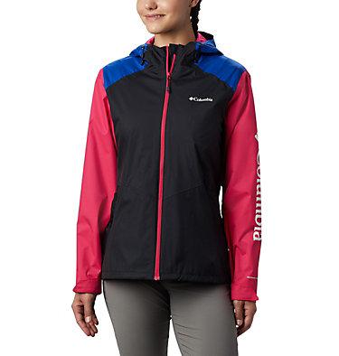 Women's Inner Limits™ II Jacket Inner Limits™ II Jacket | 873 | L, Black, Azul, Cactus Pink, front