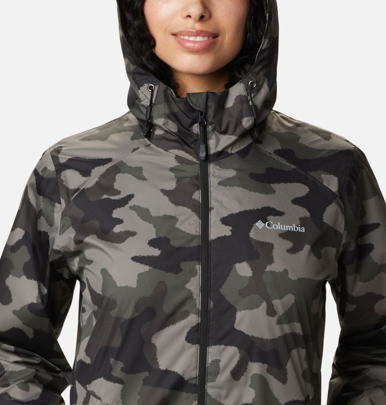 Inner Limits™ II Jacket | 012 | S Women's Inner Limits™ II Jacket, Black Traditional Camo, a2