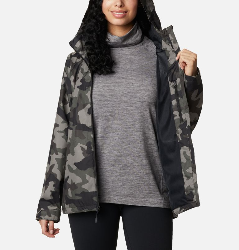 Inner Limits™ II Jacket | 012 | XL Women's Inner Limits™ II Jacket, Black Traditional Camo, a3