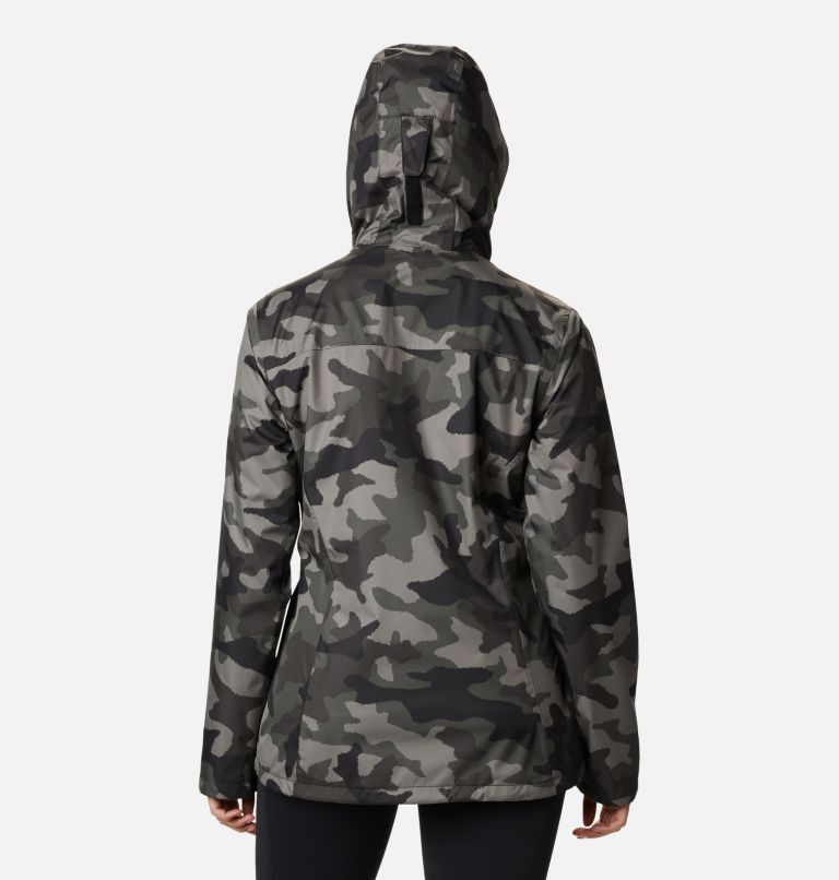 Inner Limits™ II Jacket | 012 | XXL Women's Inner Limits™ II Jacket, Black Traditional Camo, back
