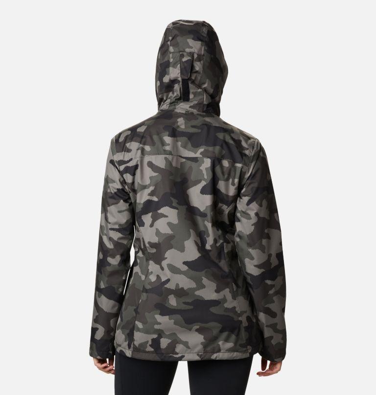 Inner Limits™ II Jacket | 012 | S Women's Inner Limits™ II Jacket, Black Traditional Camo, back