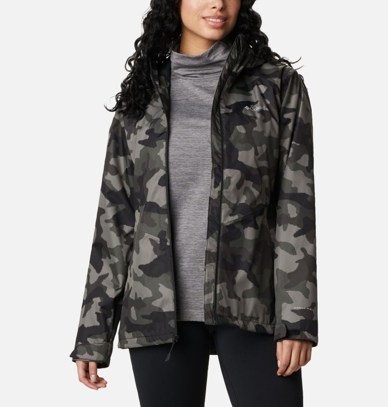 Inner Limits™ II Jacket | 012 | XL Women's Inner Limits™ II Jacket, Black Traditional Camo, front