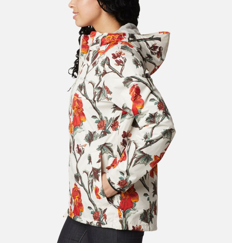 Inner Limits™ II Jacket | 191 | L Women's Inner Limits™ II Jacket, Chalk Botanical Print, a1