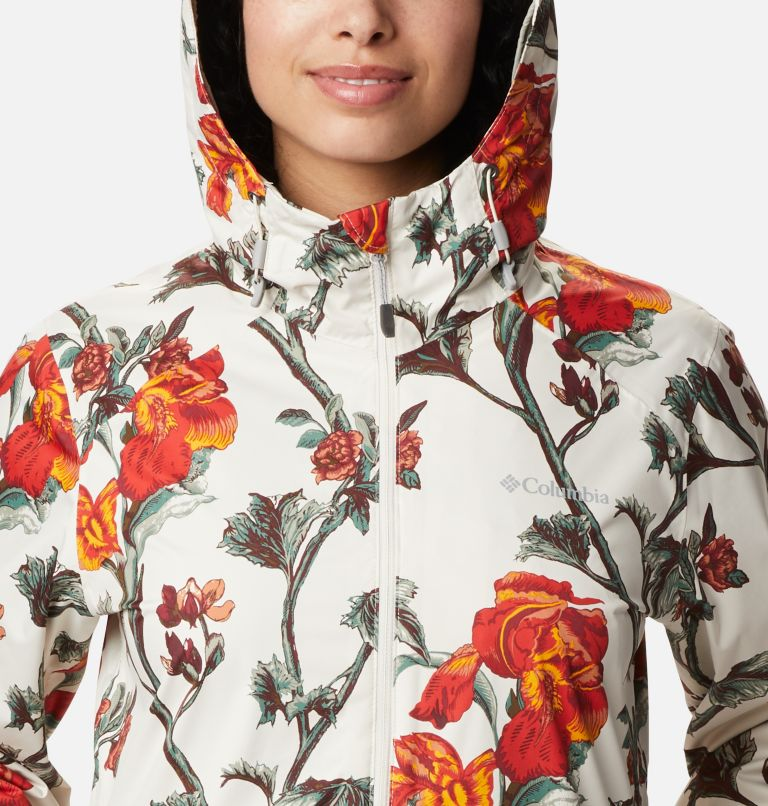 Inner Limits™ II Jacket | 191 | L Women's Inner Limits™ II Jacket, Chalk Botanical Print, a2