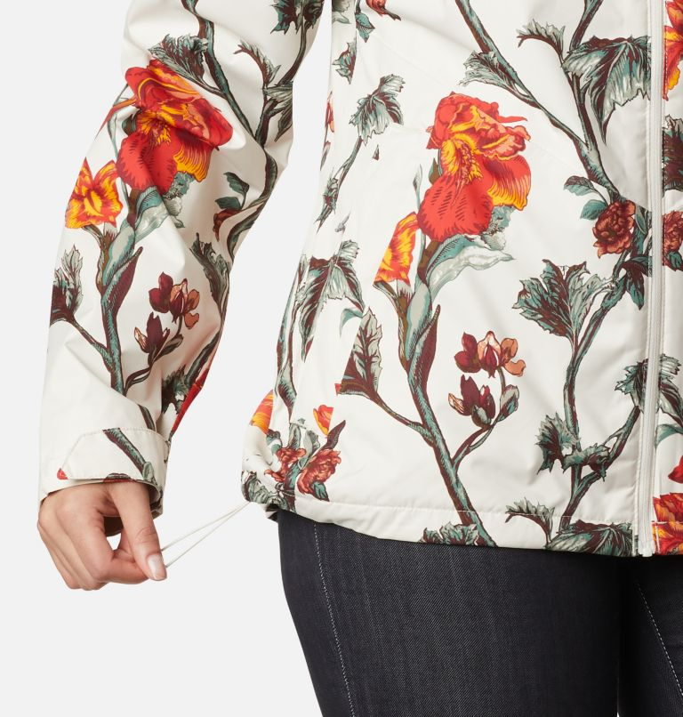 Inner Limits™ II Jacket | 191 | L Women's Inner Limits™ II Jacket, Chalk Botanical Print, a4