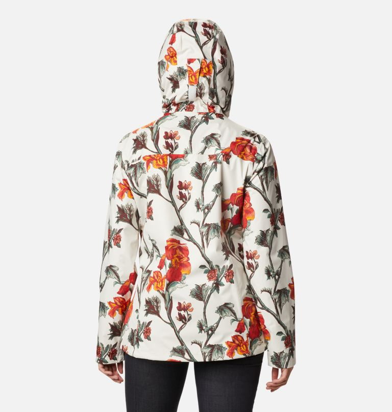 Inner Limits™ II Jacket | 191 | L Women's Inner Limits™ II Jacket, Chalk Botanical Print, back