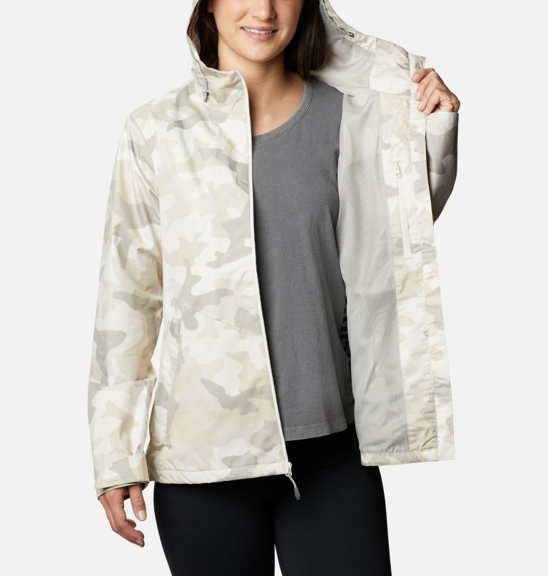 Inner Limits™ II Jacket | 192 | S Women's Inner Limits™ II Jacket, Chalk Traditional Camo, a3