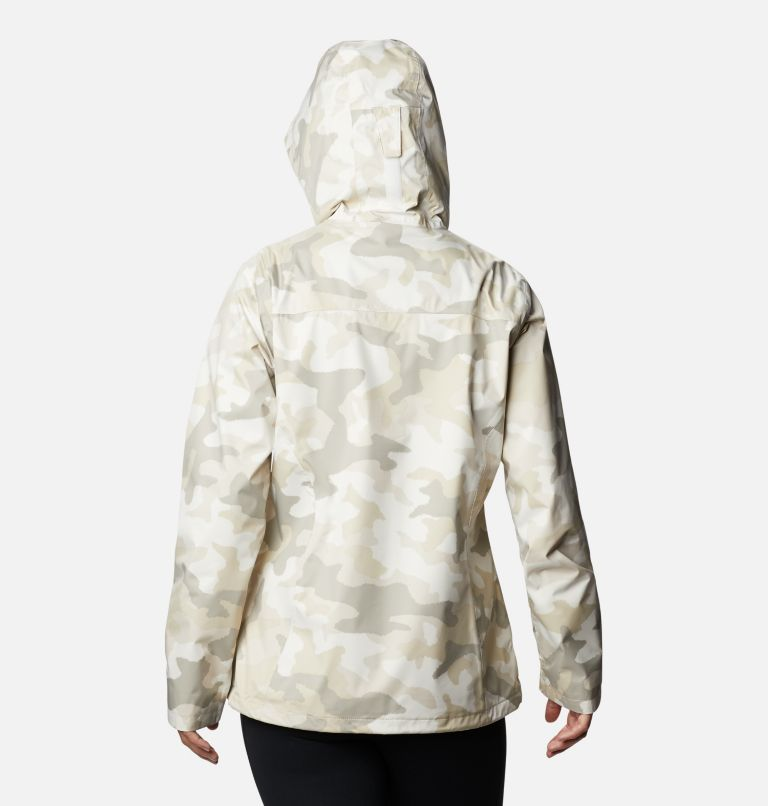 Inner Limits™ II Jacket | 192 | S Women's Inner Limits™ II Jacket, Chalk Traditional Camo, back