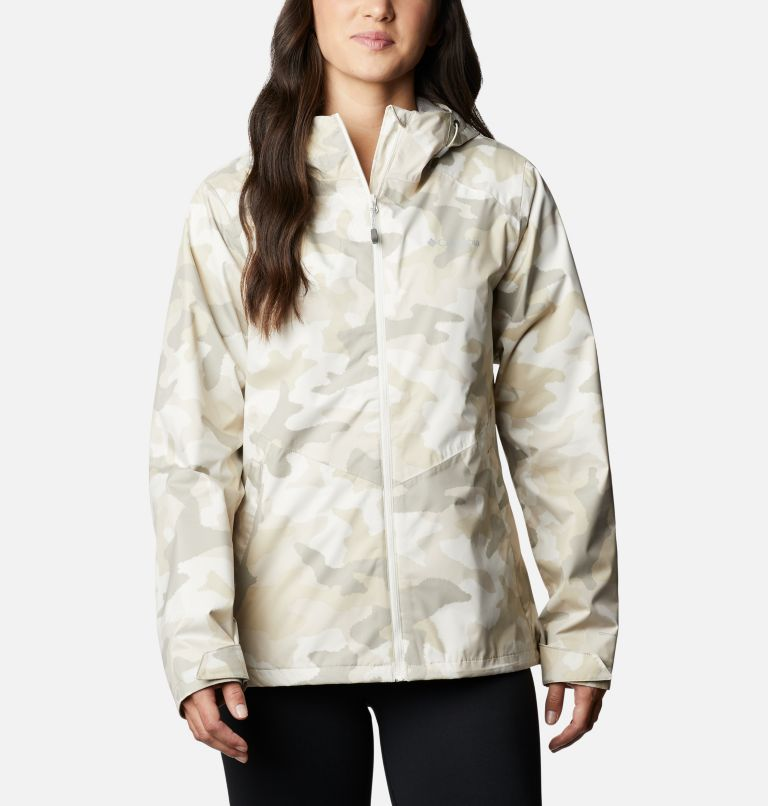 Inner Limits™ II Jacket | 192 | S Women's Inner Limits™ II Jacket, Chalk Traditional Camo, front