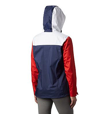 Women's Inner Limits™ II Jacket Inner Limits™ II Jacket | 873 | L, Nocturnal, Bold Orange, White, back