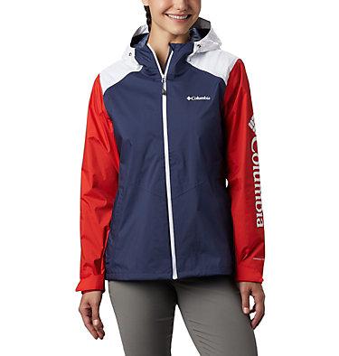 Women's Inner Limits™ II Jacket Inner Limits™ II Jacket | 873 | L, Nocturnal, Bold Orange, White, front