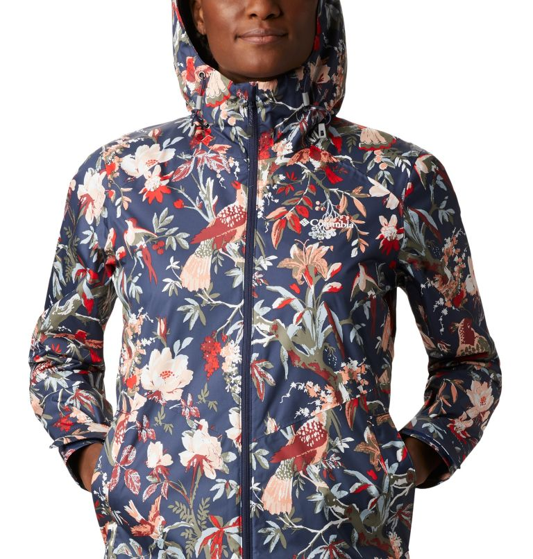 Inner Limits™ II Jacket | 468 | S Women's Inner Limits™ II Jacket, Nocturnal Birds N Branches, a2