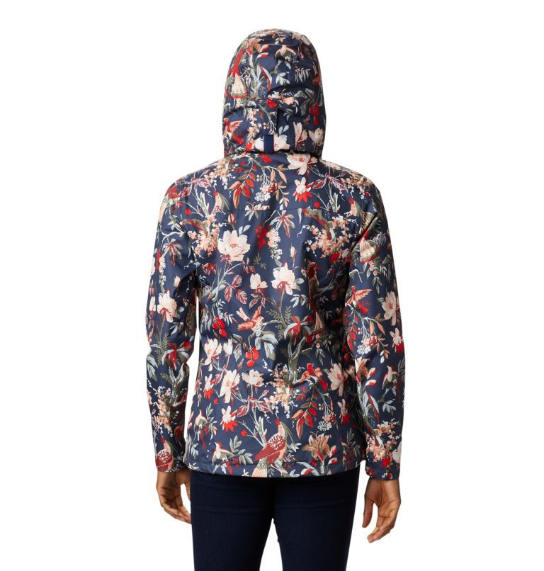 Inner Limits™ II Jacket | 468 | S Women's Inner Limits™ II Jacket, Nocturnal Birds N Branches, back