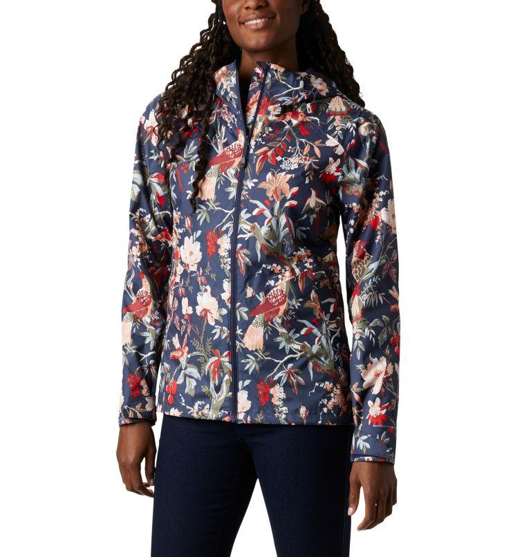 Inner Limits™ II Jacket | 468 | S Women's Inner Limits™ II Jacket, Nocturnal Birds N Branches, front