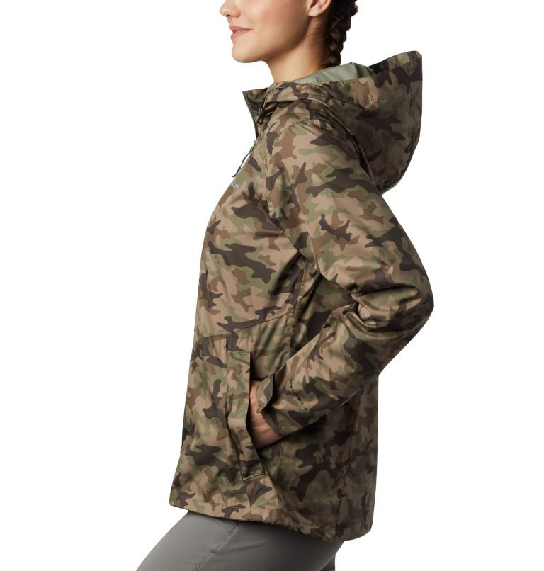Inner Limits™ II Jacket | 316 | XS Chaqueta Inner Limits™II para mujer, Cypress Traditional Camo, a1