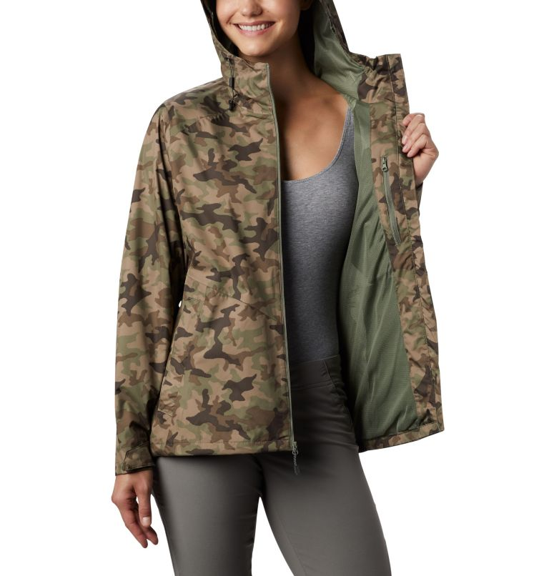 Inner Limits™ II Jacket | 316 | XS Chaqueta Inner Limits™II para mujer, Cypress Traditional Camo, a2