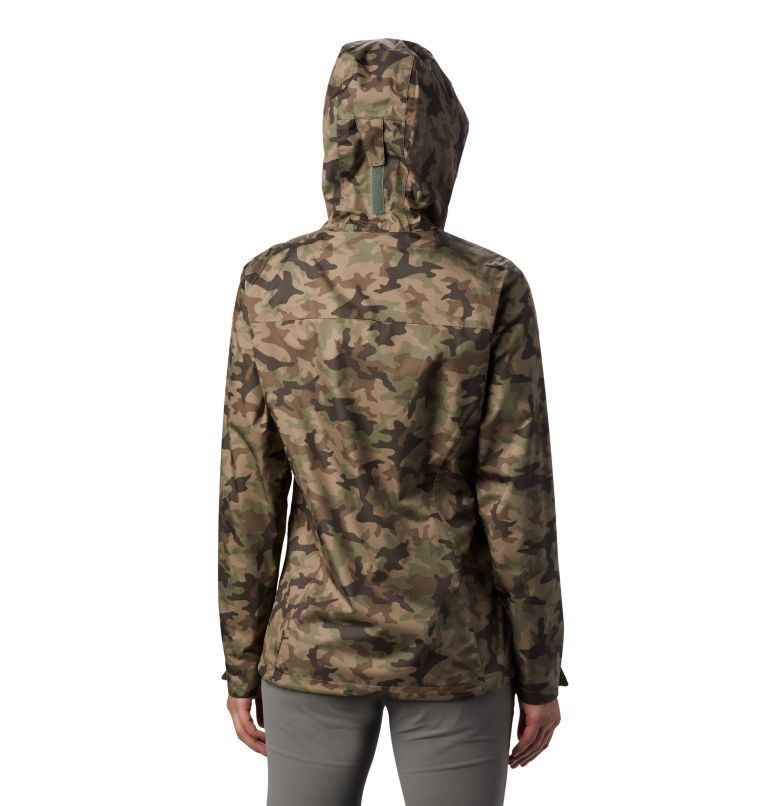 Inner Limits™ II Jacket | 316 | XS Chaqueta Inner Limits™II para mujer, Cypress Traditional Camo, back