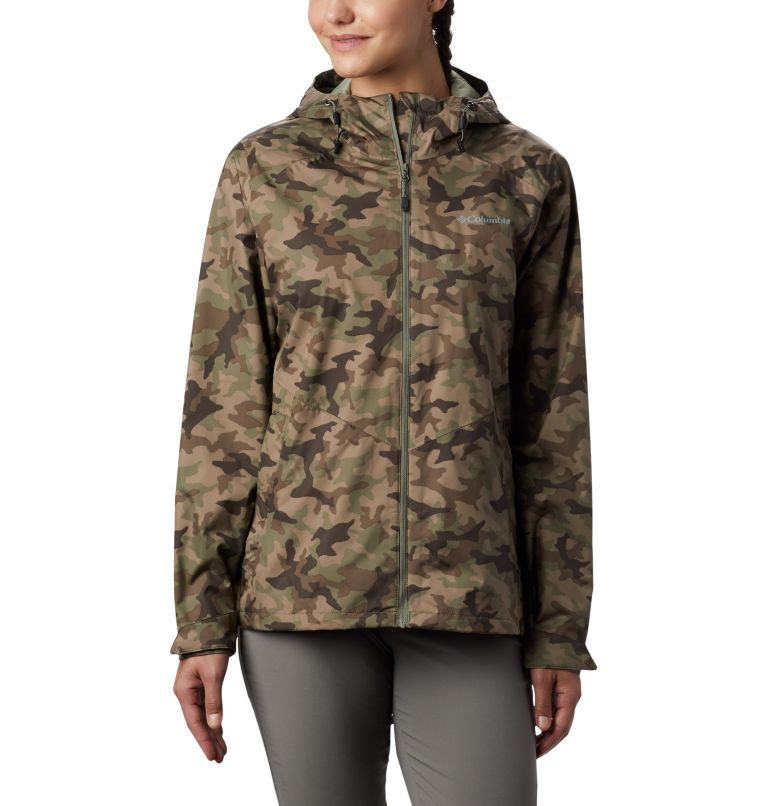 Inner Limits™ II Jacket | 316 | XS Chaqueta Inner Limits™II para mujer, Cypress Traditional Camo, front